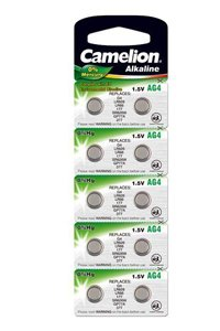 Camelion 10x SR626SW Coin cell (28 mAh)