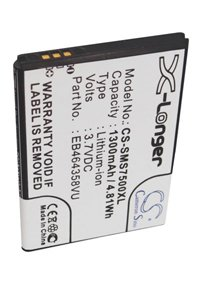 Battery for Samsung GT-S6102